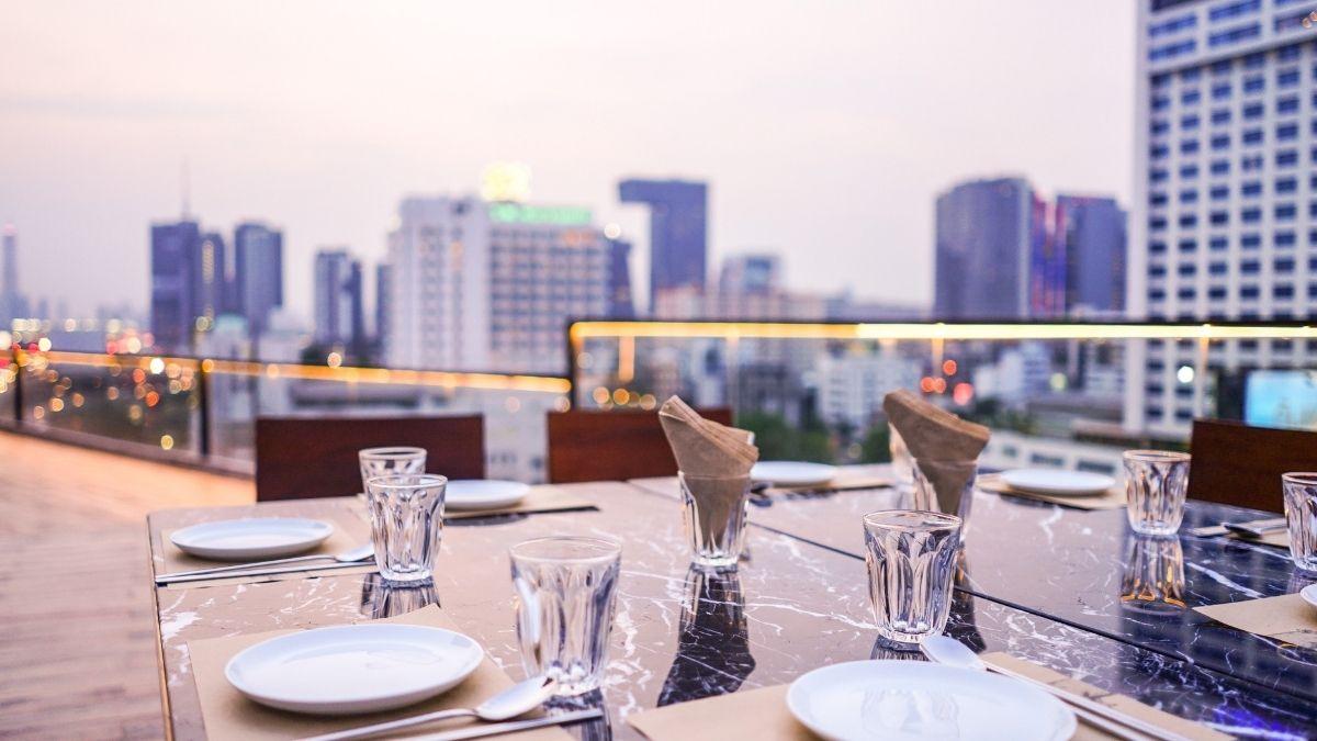 rooftop restaurants in Chandigarh